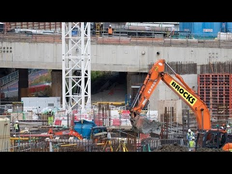 Johnson Promises Infrastructure Boom