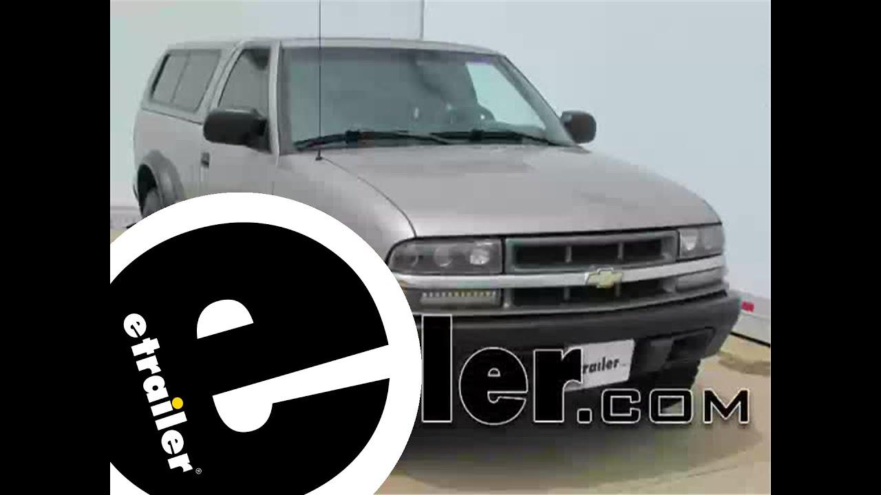 medium resolution of install trailer wiring harness 1999 chevrolet s 10 pickup 118359 etr
