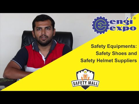 Safety Equipments: Best Safety Shoes And Helmet Suppliers | Safety Expo 2019