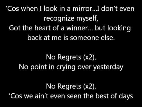 Dappy No Regrets Lyrics
