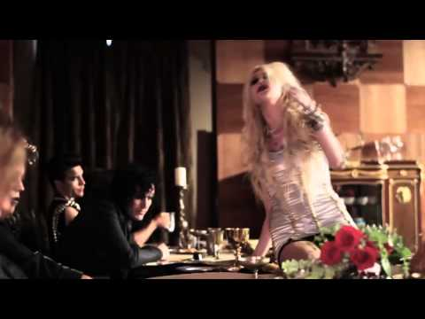 The Pretty Reckless - Hit Me Like a Man (Music Video)