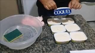 Receita pequena: Sabão de coco no liquidificador