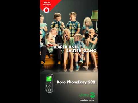Doro PhoneEasy 508 & 613 - Einfach und Elegant - Klapphandy und Großtastenhandy