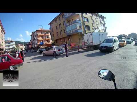 Ankara'yı Geziyorum - I'm travel in Ankara / Tatlar Köyü - Yenimahalle / Pulsar RS 200