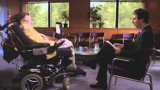 Last Week Tonight with John Oliver: Stephen Hawking Interview HBO Clip