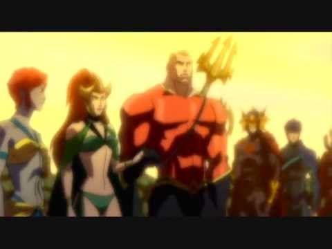 Justice League Flashpoint Paradox: Alternative Timeline