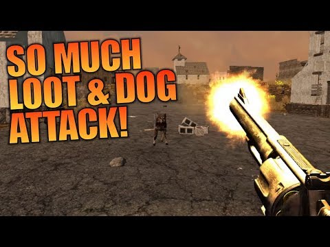 SO MUCH LOOT & DOG ATTACK! | Undead Legacy 7 Days to Die | Let's Play Gameplay Alpha 16 | S01E03