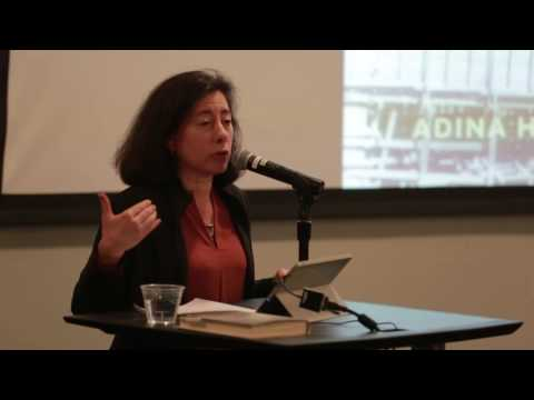 "Adina Hoffman: ""Till We Have Built Jerusalem"""