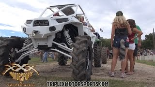 $1,000,000 OF THE SEXIEST SxS & ATVs ON EARTH!!
