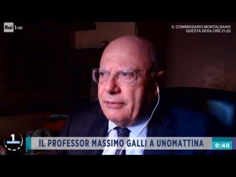 Vaccino, Massimo Galli: «Impossibile escludere possibili effetti collaterali tra dieci anni»