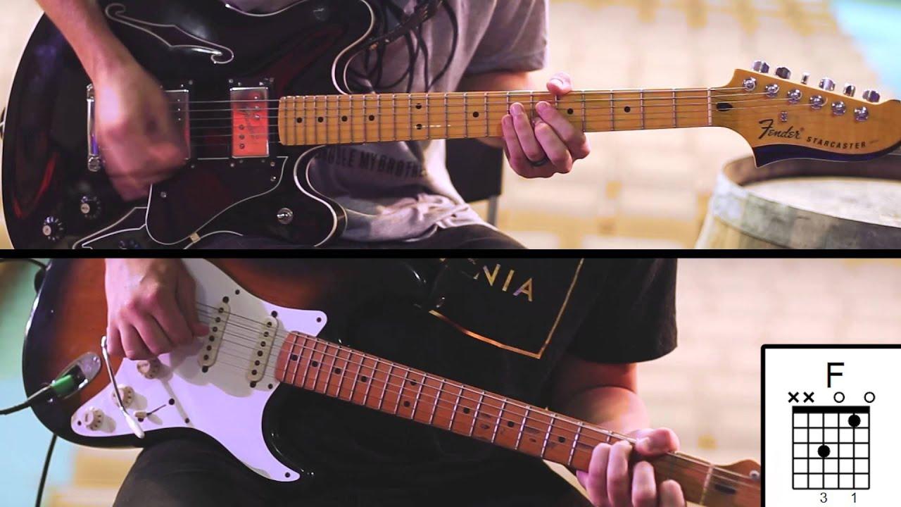 Holy Spirit Guitarpiano Tutorial Youtube