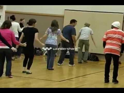 WEST AFRICAN GOSPEL DANCE