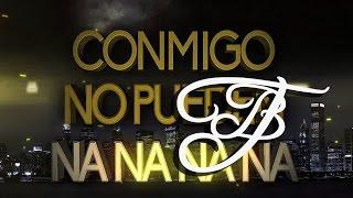 """Tito """"El Bambino"""" El Patrón - Conmigo No Pueden (Video Lyric)"""