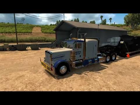 American Truck Simulator Gold Coast Heavy Hauling |