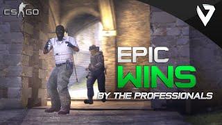 CS:GO - Pro Epic Wins