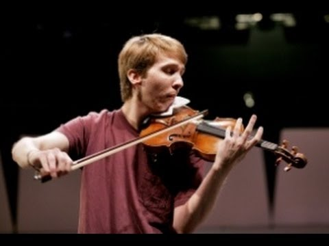 Tchaikovsky Violin Concerto On the UCLA Stradivarius HD
