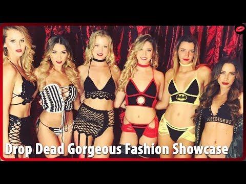 Drop Dead Fashions Show 2017 - Featuring Capristan and Leo's Hidden Den - SIBabes