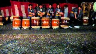Taiko Drum Performance 2