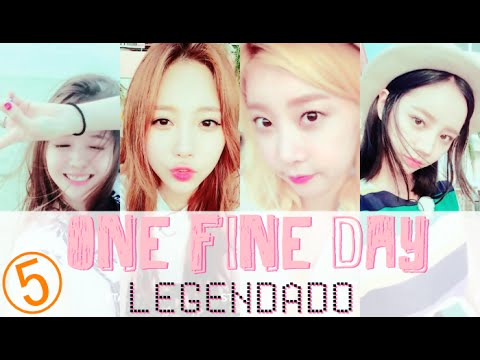 [PT-BR] Girl's Day - One Fine Day (Ep. 5)