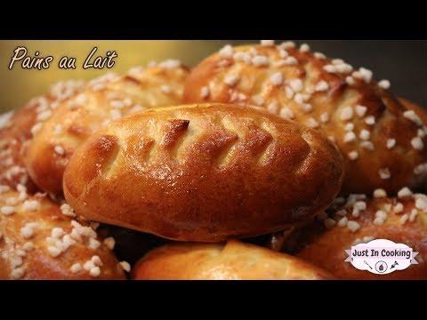 recette-des-pains-au-lait