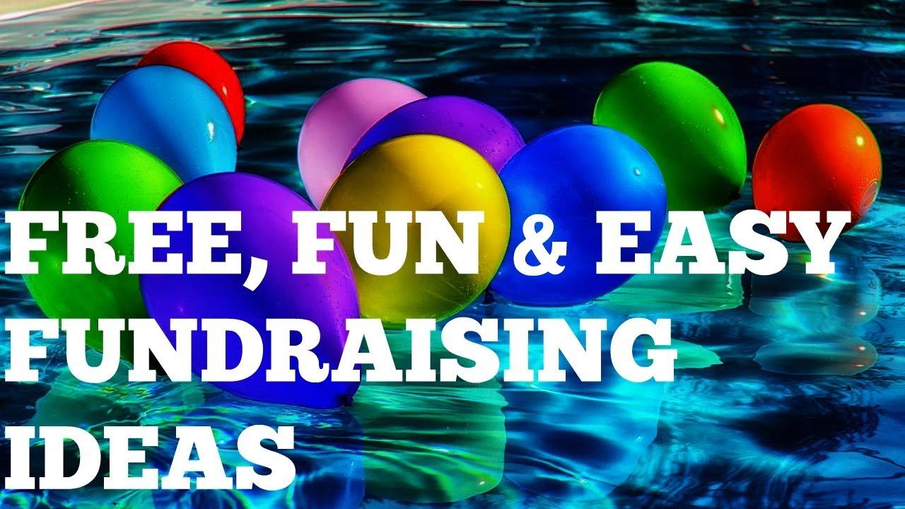 Free easy fun fundraising ideas for nonprofit - Homedesignlover com ...