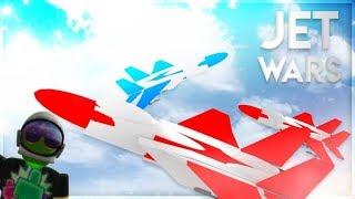 Moje oblíbená hra! ROBLOX Jet Wars CZ /vastakon/