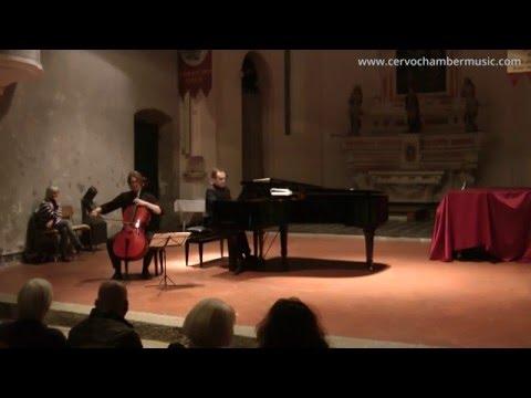 Fauré Romance Op.69 - Karel Bredenhorst & Simon Callaghan