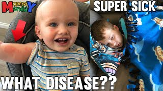 He Has a Disease || Mommy Monday