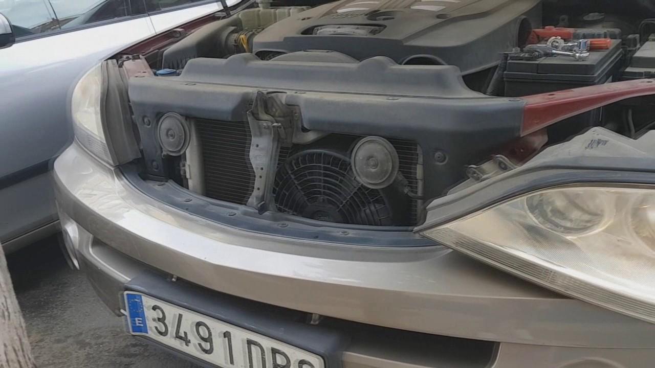 Cambio De Luz Delantera En Kia Sorento Change Of Front Light In