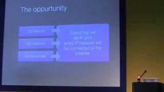 Olle E. Johansson talks at Asterisk-Tag.org - 1/5
