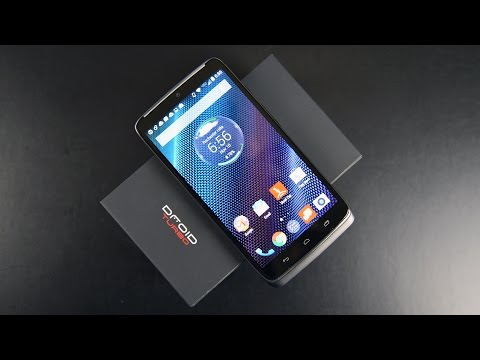 Motorola Droid Turbo: Unboxing & Review
