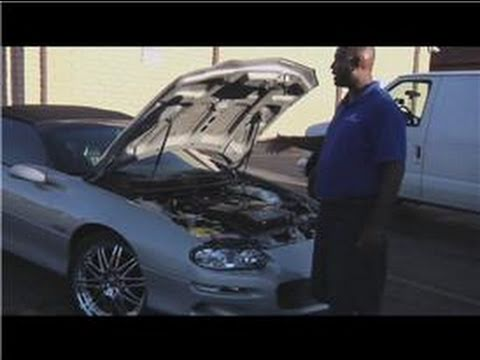 Cleaning Your Car : How to Clean Under the Hood