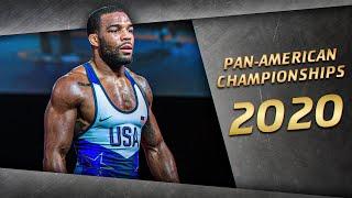 Pan-American Championships highlights 2020 | WRESTLING