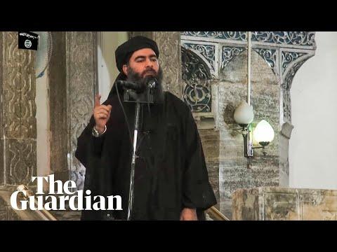 Islamic State leader Abu Bakr al-Baghdadi killed in US raid