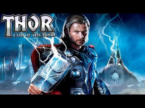 Thor God of Thunder Gameplay Walkthrough Complete Game Movie streaming vf