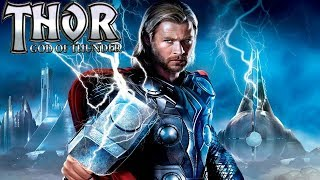 Thor God of Thunder Gameplay Walkthrough Complete Game Movie