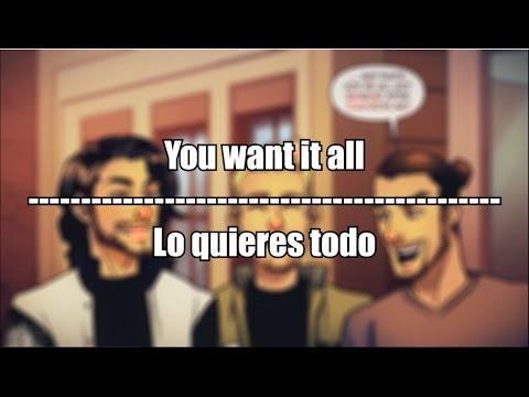 Dimitri Vegas & Like Mike vs Diplo - Hey Baby | Lyrics | Sub Español + Video