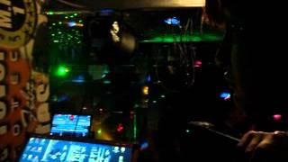 semifinales dj hopper junto a andres  dj plus de radio la rumbera en la night fever discotec 2012