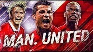 Carrière Manchester United | Double Confrontation en 1/4 De Finale Face a City #10