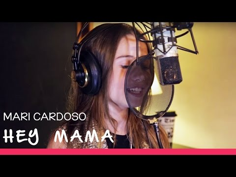 Mari Cardoso - Hey Mama (cover David...