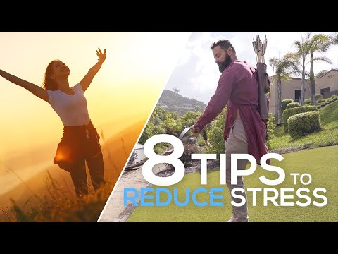JROD - 8 Ways For You To Reduce Stress At Work