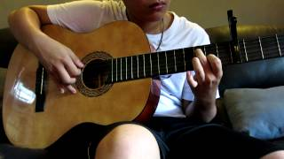 Marc DM - Baby Blue Eyes - A Rocket To The Moon (Fingerstyle Cover)
