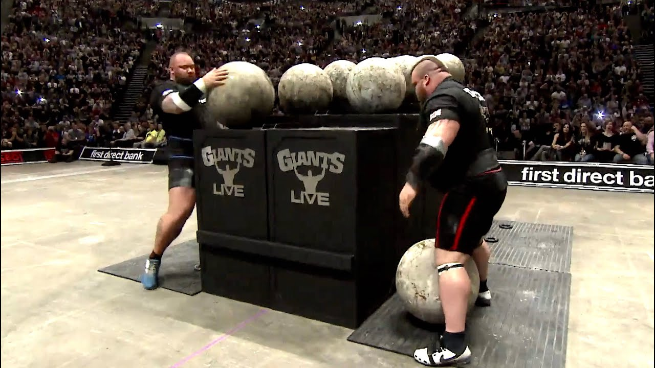 Download Which STRONGMAN owns the ATLAS STONES World RECORD ?