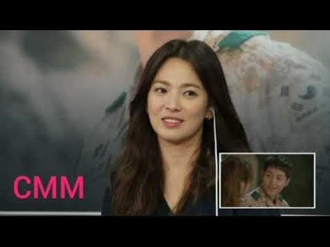 Group Commentary - Blood Type Scene (SongSongCouple, Song Hye Kyo, Song Joong Ki)