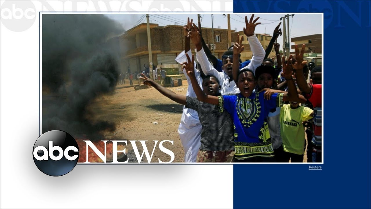 ABC News:US envoy to Africa to meet military leaders as deadly protests erupt in Sudan