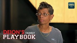 Tracey Attempts to Bond with Deion's Mom | Deion's Family Playbook | Oprah Winfrey Network
