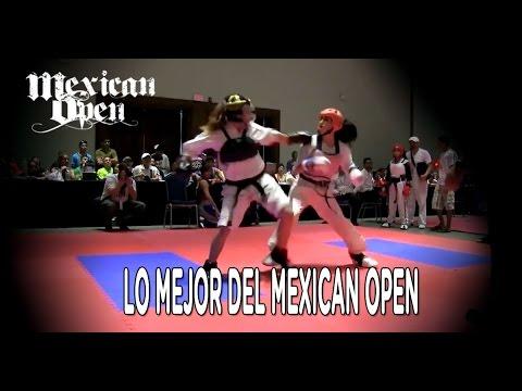 Lo mejor del Mexican Open de Artes Marciales 2014 en Acapulco