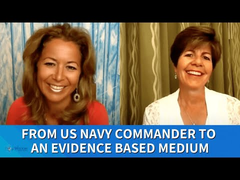 Messages from the Afterlife- Former Navy Commander and now Metaphysical Teacher Suzanne Giesemann