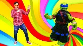 Черепашки-ниндзя — Игры онлайн для мальчиков на базе черепашек