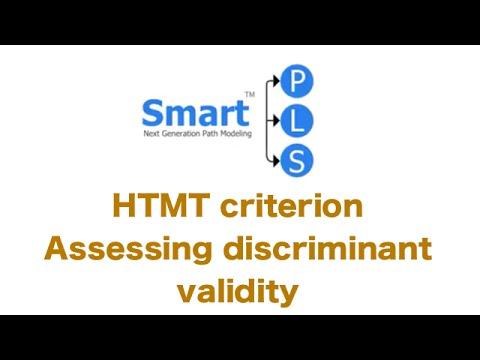 Smartpls tutorial